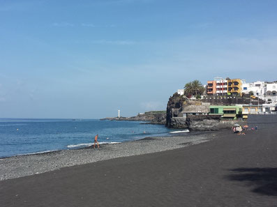 Puerto de Naos, La Palma