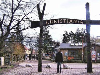 Christania in Kopenhagen