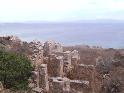 Tharros, Sardinien