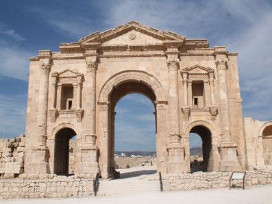Jerash, Jordanien