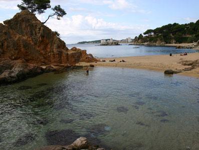 Platja d'Aro, Spanien
