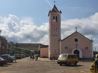 São Tomé Stadt