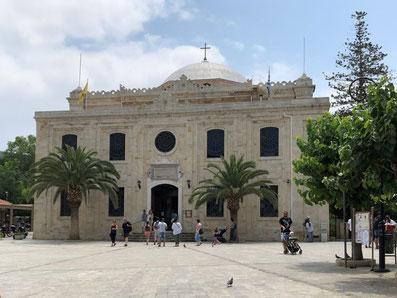 Iraklio, Kreta