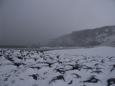 Vík i Mýrdal, Island