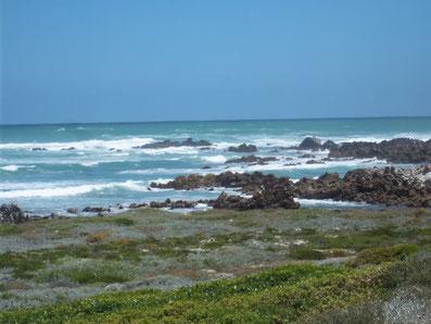 Cape Agulhas, Südafrika