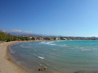 Glaros Beach, Chania, Kreta