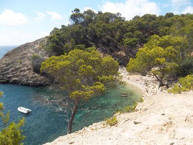 Caló d'en Monjo, Mallorca