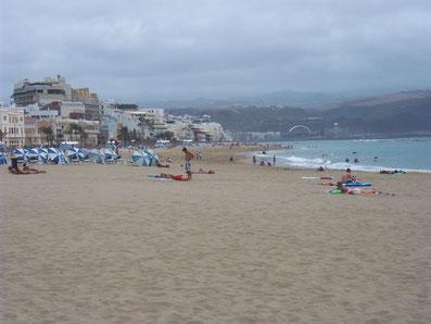 Playa Las Cantera, Las Palmas, Gran Canaria