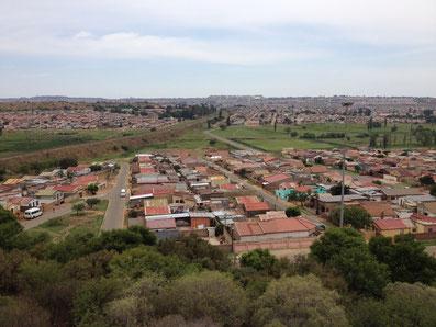 Soweto, Südafrika