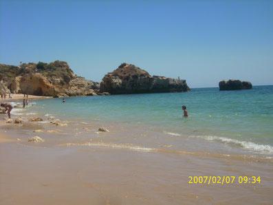 Praia dos Aveiros, Portugal
