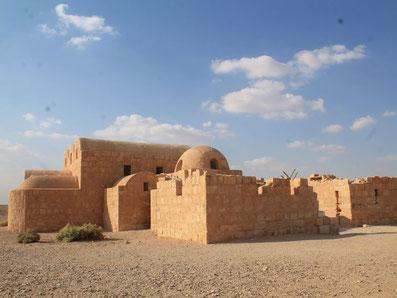 Wüstenschlösser Jordanien