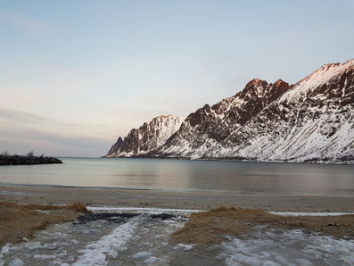 Ersfjordstranda, Norwegen