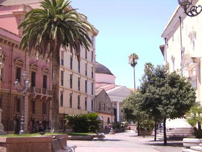 Oristano, Sardinien
