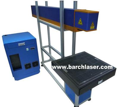 Laser CO2 Galvanometro