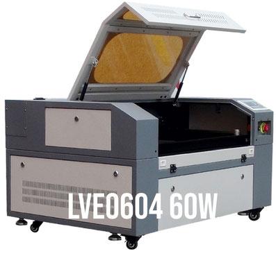 Mini laser de corte y grabado 80W, 60W, 100W