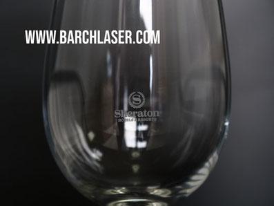 Grabado laser sobre vidrio, grabado laser sobre cristales