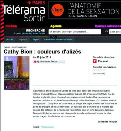 Télérama - 30-06-2011