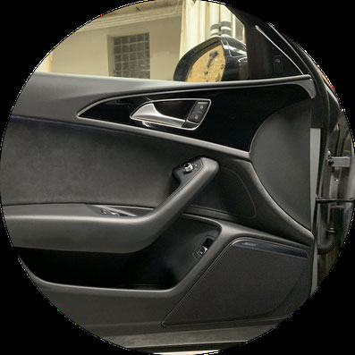 VW Touran Verstärker Einbau