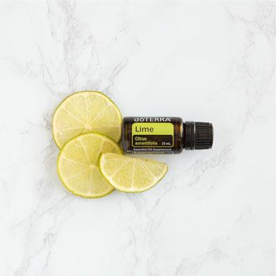 Aroma Welt >> doTERRA Lime Öl - Deutsch (Limette): Wirkung, Anwendung, Beratung, Rezepte