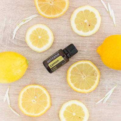 Aroma Welt >> doTERRA Lemon Öl - Deutsch (Zitrone): Wirkung, Anwendung, Beratung, Rezepte