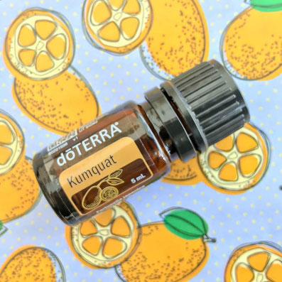 Aroma Welt >> doTERRA Kumquat Öl - Deutsch: Wirkung, Anwendung, Beratung, Rezepte