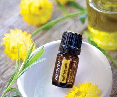 Aroma Welt >> doTERRA Helichrysum Öl - Deutsch (Strohblume, Immortelle): Wirkung, Anwendung, Beratung, Rezepte