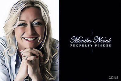 Monika Novak, Property Finder