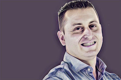 Fabio Raffaeli, CEO di Investireadubai.com