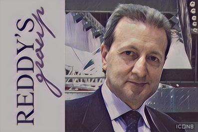 Alberto Maria Lunghini, Presidente Reddy's Group