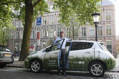 Elektrisch rijden wegvervoer - Smart Energy NL