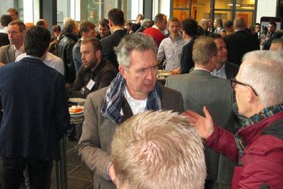 Bezoekers themamiddagen - Smart Energy NL