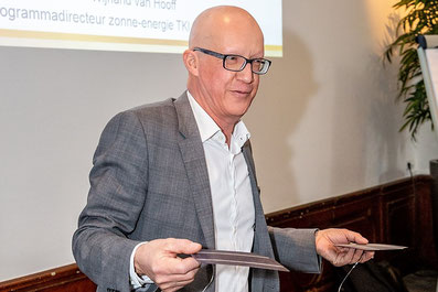 Energieopslag energievoorziening - Smart Energy NL