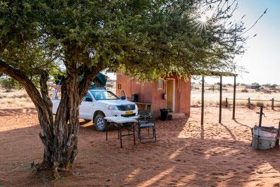 Reiseplanung Namibia