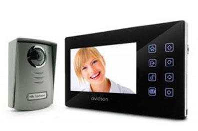 Visiophone, appareil de contrôle d'accès, boîtier intérieur et boîtier extérieur