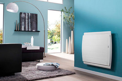 Le chauffage électrique: facile, propre et économique