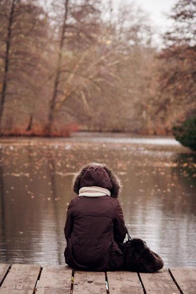 Wenn alles zu viel wird... Einsamkeit, Verzweiflung, Allein sein