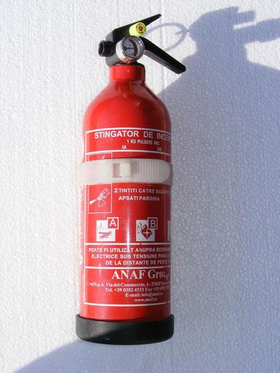 organisatorischer Brandschutz, Feuerlöscher Übung, Evakuierungsübung