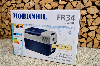 Mobicool FR 34 Kompressor Kühlbox Test Review