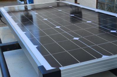 Solaranlage für's Reisemobil