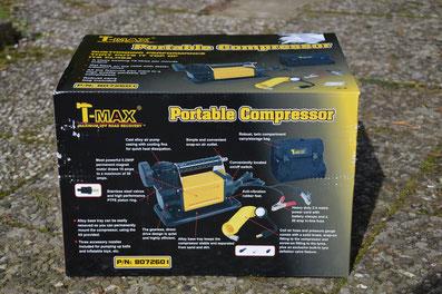 T Max 12V Offroad Kompressor Test Review