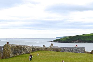 What to See around Cork, Ireland - Charles Fort