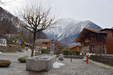 Our Place to Stay near Interlaken, Switzerland