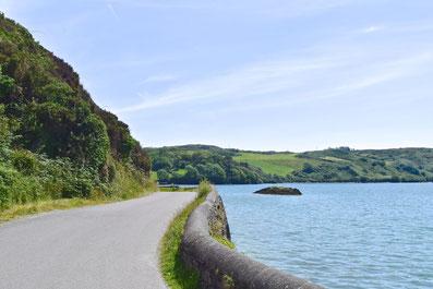 What to See around Cork, Ireland - Lough Hyne