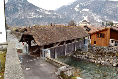 Our Place to Stay near Interlaken, Switzerland