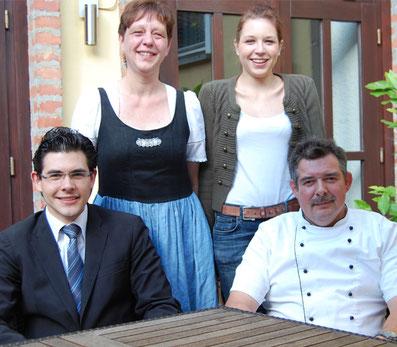 Gastgeber aus Leidenschaft im Hotel und Restaurant Gasthaus Breitenbach in Bad Brückenau