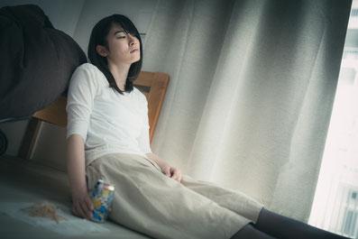 奈良県香芝市の腰椎ヘルニアの女性