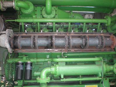 関東化学㈱ 排気管取替作業