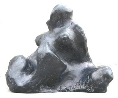 Antinéa (vue n°1)-( bronze )