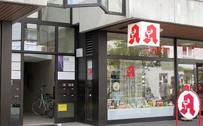 Eingang der Hanauer Hilfe in der Salzstraße 11