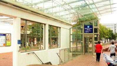 Bild: U-Bahnstation Hannover / Mühlenberger Markt